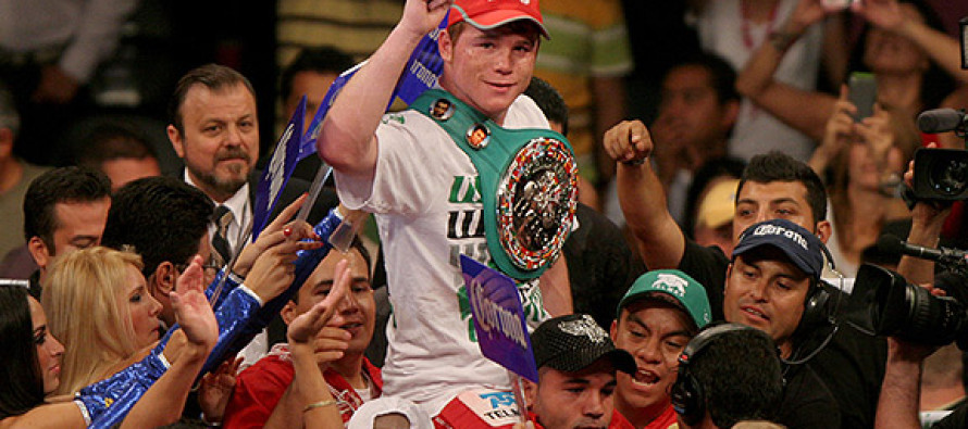 "The Saul ""El Canelo"" Alvarez Sweepstakes"