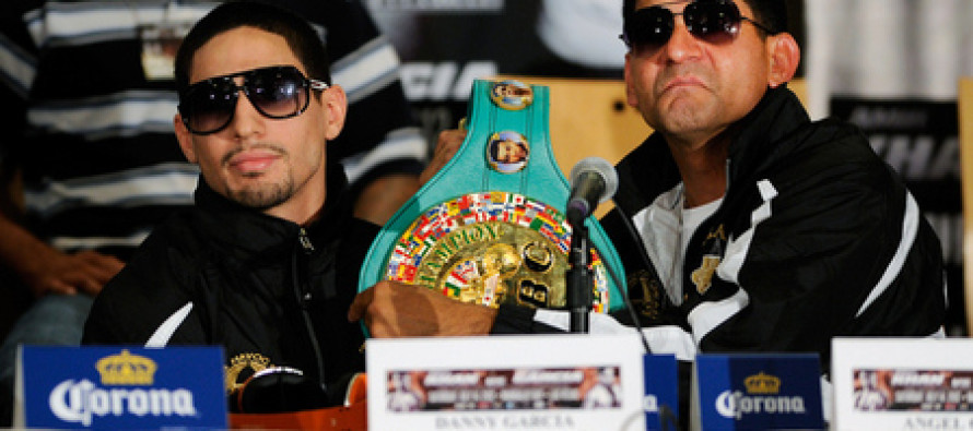 Danny Garcia Finally Getting The Star Treatment He Deserves In The Morales Rematch