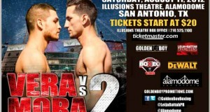 Vera-Mora 2: Preview And Prediction