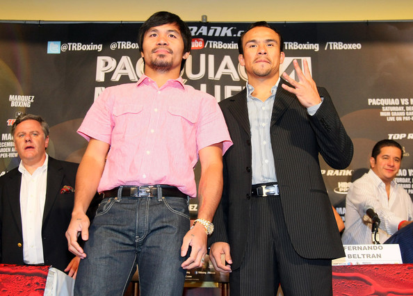 Why Pacquiao-Marquez IV Is Better Than Pacquiao-Bradley II