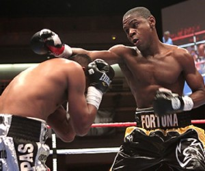 Javier Fortuna boxes his way into the spotlight