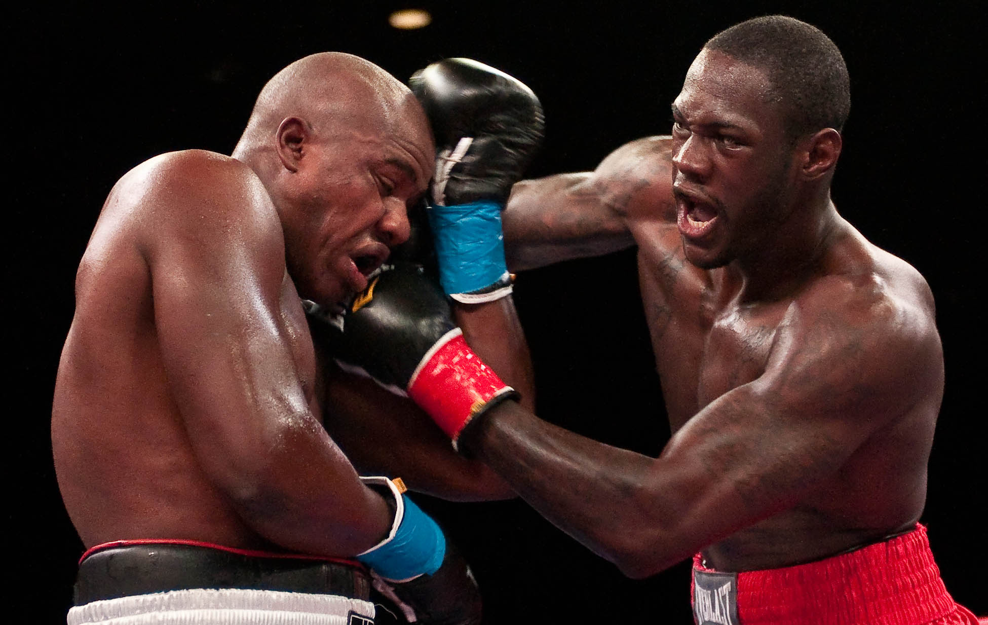 Deontay Wilder: Deontay Wilder Wants To Bring The Heavyweight Belt Back To