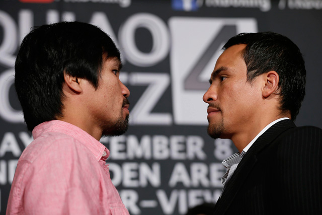 Larry Merchant on Pacquiao-Marquez 4: Pacquiao Seems Motivated, Marquez Needs to Risk More