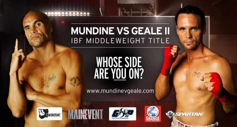 Geale vs. Mundine Showdown to Take Place at The Sydney Entertainment Centre
