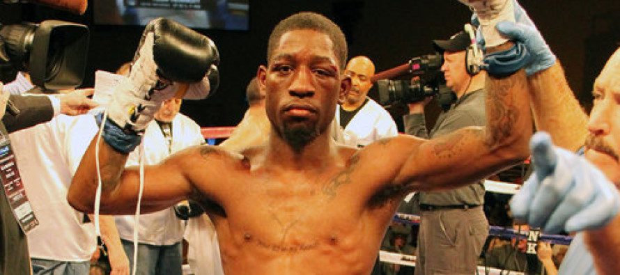 Teon Kennedy Pulls Out Fight, Belmontes Remains Televised Co-Main Event on NBCSN