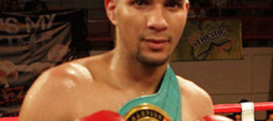 Abner Cotto Goes For His 15th Straight Win