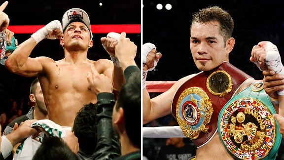 Mares Determined to Land Donaire, Anything Else is Not an Option