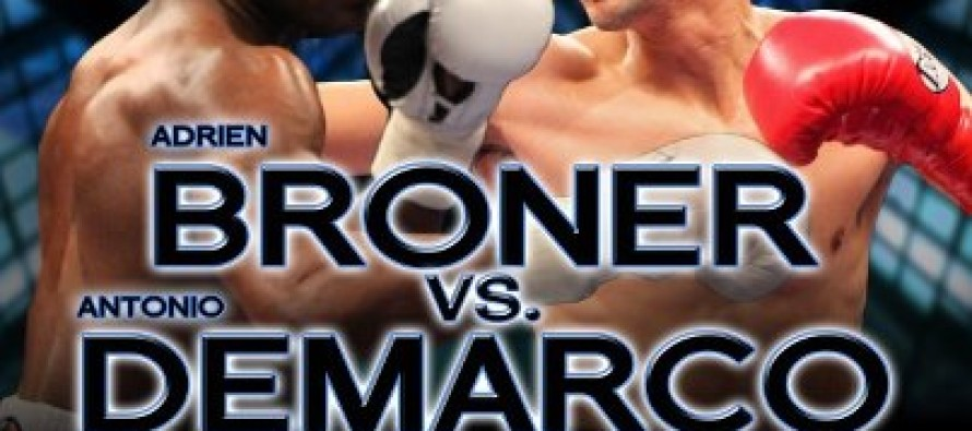 Adrien Broner vs. Antonio DeMarco Early Undercard Results From Atlantic City, New Jersey