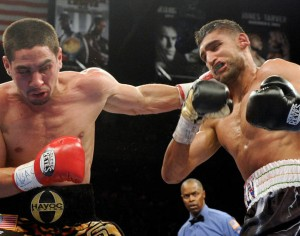 danny Garcia left hook
