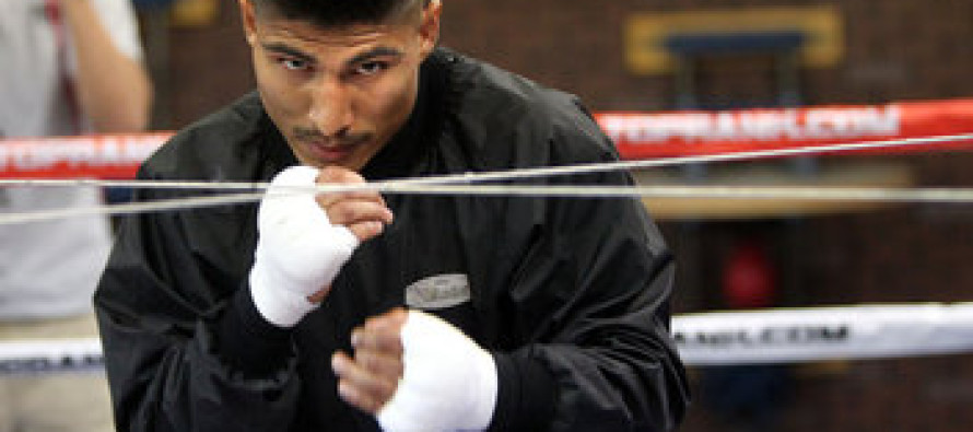 Mikey Garcia Targets Orlando Salido for Either Jan.19 or Feb. 2