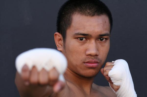 Mercito Gesta will win his first world title.