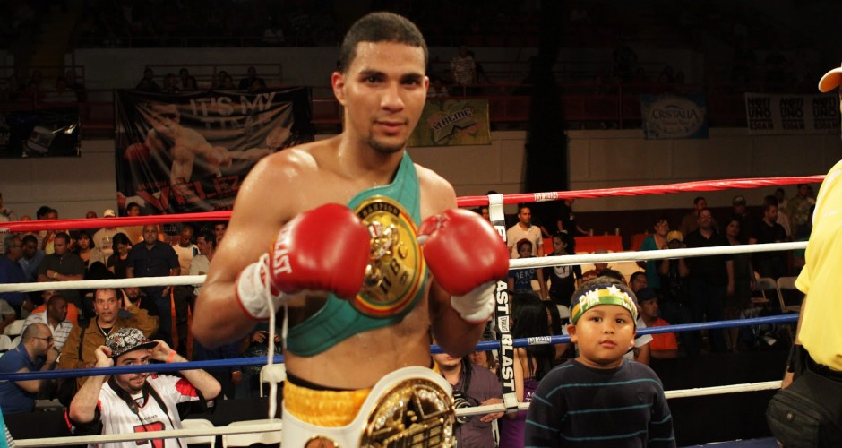 Abner Cotto Plans To End 2012 With a Victory