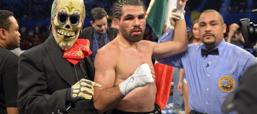 Both Angulo and Porter Can Benefit From A Change Of Trainers