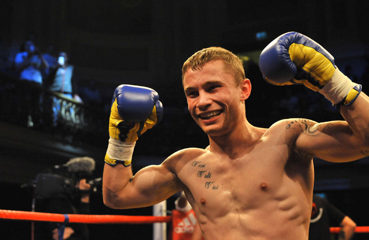 Frampton Finally Lands Martinez