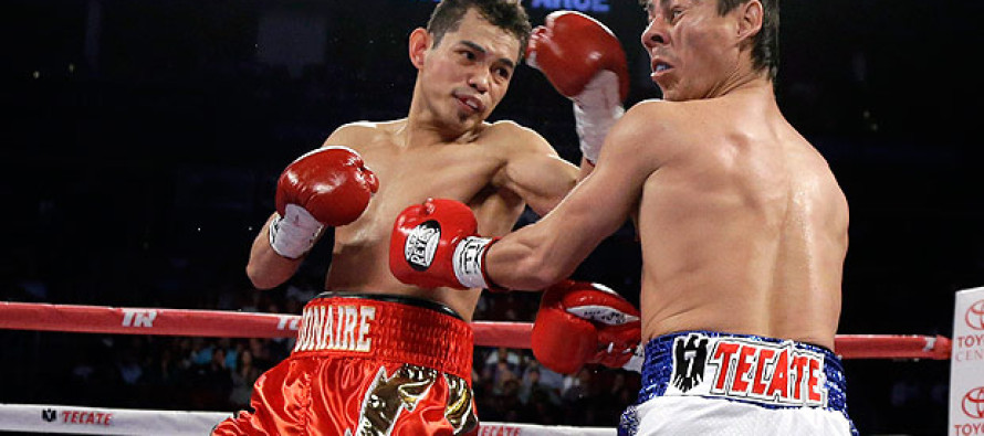 Donaire Strikes Back In the Philippines-Mexico Rivalry With KO of Arce