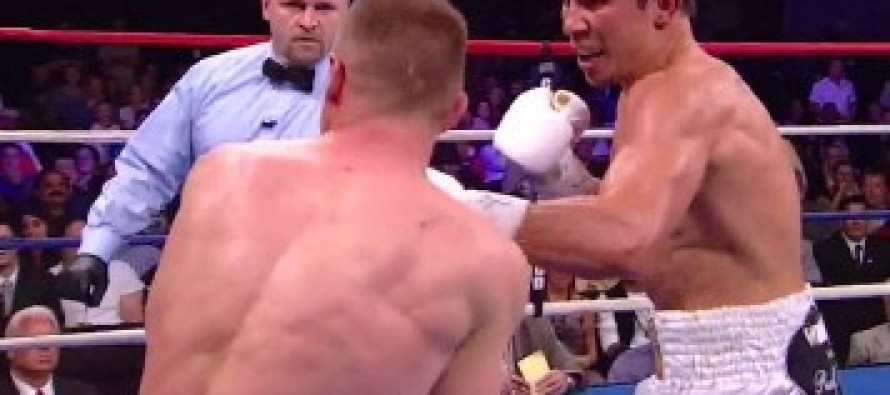 Scary: The Only Stereotype That Fits Gennady Golovkin