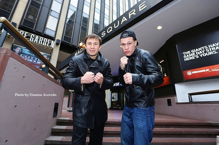 Gabriel Rosado Ready To Shock The World With A Career Defining Win Against Golovkin