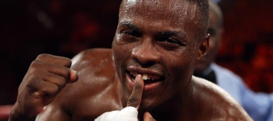 Peter Quillin Wins Ring 8 Fighter of the Year
