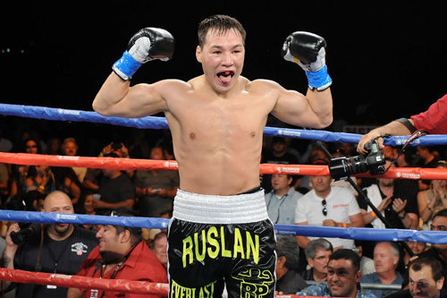 Ruslan Provodnikov Wants Brandon Rios, Tim Bradley, or Amir Khan Next