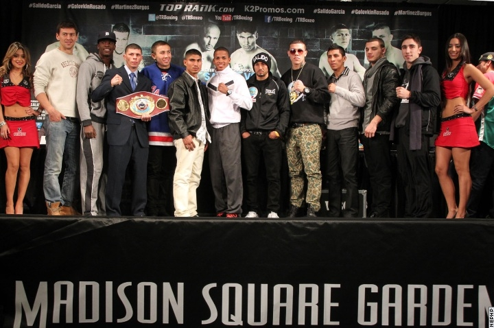 HBO Triple Header Preview: Salido-Garcia, Golovkin-Rosado, Martinez-Burgos