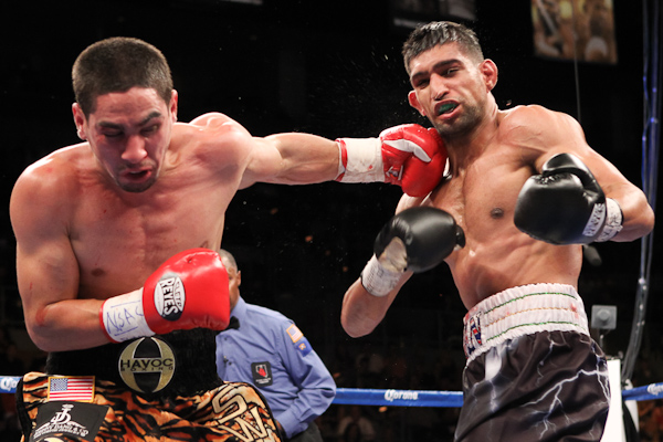 The Left Hook That Broke Through: Danny Garcia is the 2012 Breakthrough Fighter of the Year