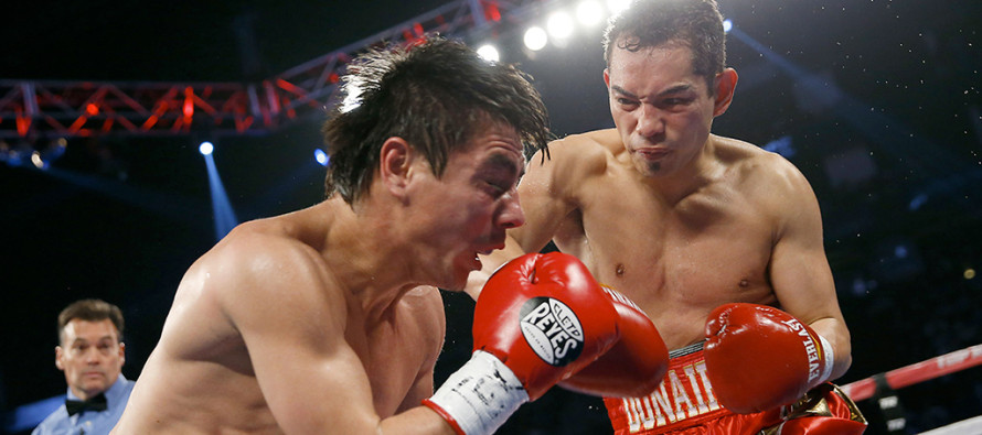 Flashin' His Brilliance: Nonito Donaire is the 2012 Fighter of the Year