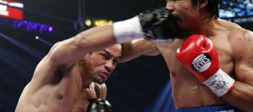 Leave No Doubt: Marquez' KO of Pacquiao is the 2012 Knockout of the Year