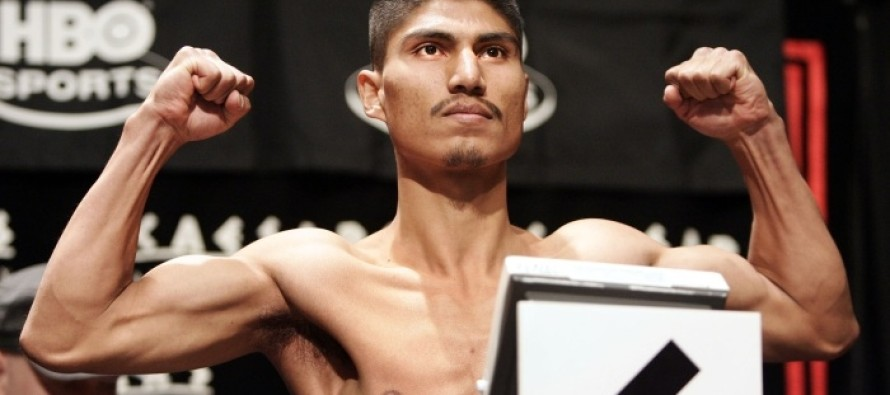 "Mikey Garcia Vows That Salido Bout Is ""Gonna Be A Fight To Remember""."
