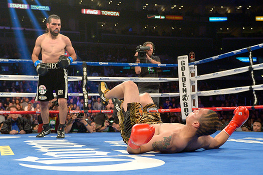 Alfredo Angulo Hopes To Return in March, Speaks on the Canelo Rumors