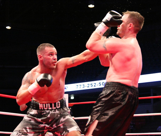 Mike Mollo May Feel Like a Visitor in His Own Backyard on Friday Night Fights