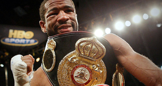 Lamont Peterson Newest Golden Boy Signee