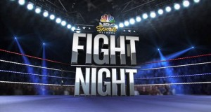 Full Off  TV NBC Fight Night Results From The Paramont Theatre