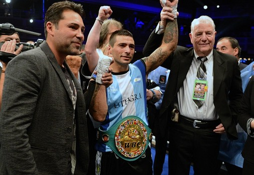 Lucas Matthysse Clears Up Unofficial Weight Rumors, Touches on Brandon Rios Sparring Session