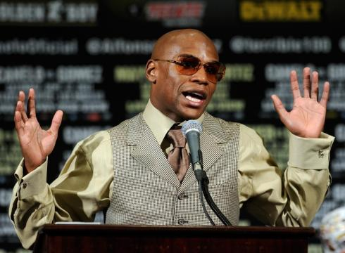 Floyd Mayweather Jr., The Promoter