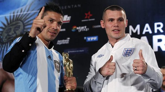 Martin Murray Sees Flaws In Sergio Martinez That He Can Exploit
