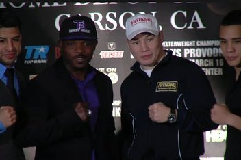 Joel Diaz Explains How Tim Bradley Ended Up With The Provodnikov Fight