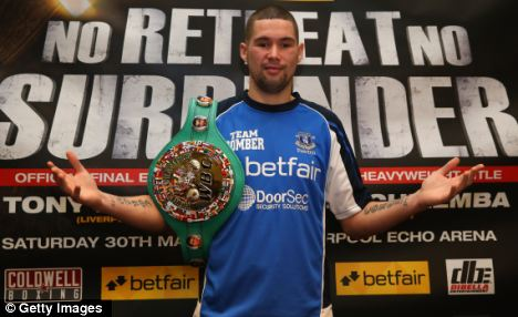 Hearn Discusses The Paths Of Bellew and Cleverly, Calls Chilemba A 'Tough Fight'