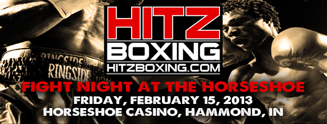 Weights From The Horseshoe, Hitz Boxing Event