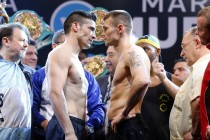 SERGIO MARTINEZ AND MARTIN MURRAY BOTH MAKE WEIGHT AND ARE READY TO GO