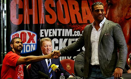 Can We Expect a Better Manuel Charr Against Haye?