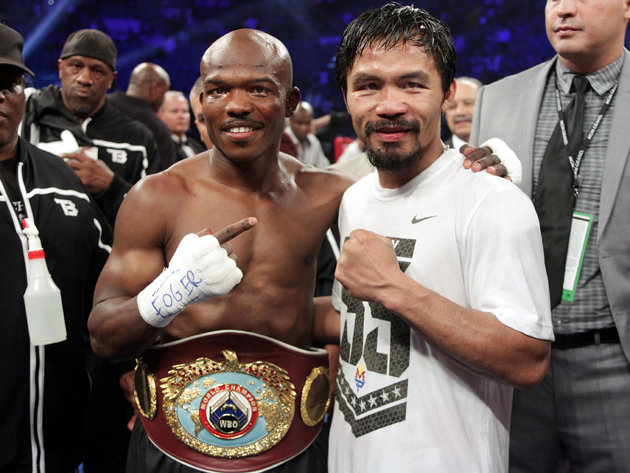Bradley Still Wants a Pacquiao Rematch But Would Also Love To Get Marquez in the Ring