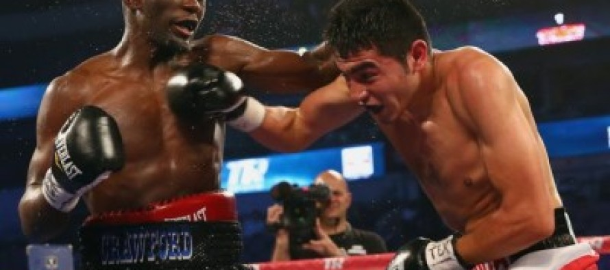 Terence Crawford's Calculated Attack Leads To KO of Sanabria in Six