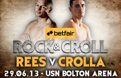 Preview: Rees-Crolla Possible Opponent For Ricky Burns Down The Road?