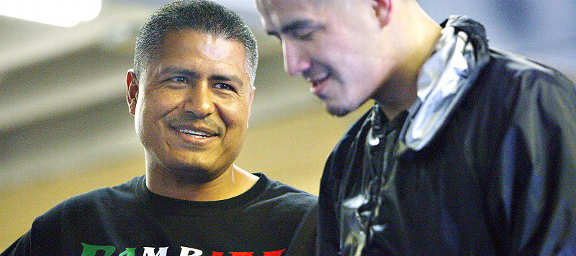 Robert Garcia Talks Pacquiao-Rios, Hopes To Train More Golden Boy Fighters