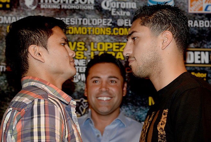 Maidana-Lopez: Worth The Weight