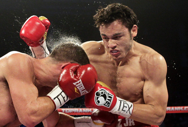 Chavez Jr. Eyes Sakio Bika, Says He Can KO Golovkin