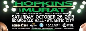 Hopkins-Murat October 26th Atlantic City Ticket Info