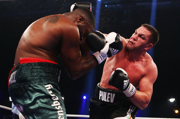 Tony Thompson v Kubrat Pulev: Last shot vs.First Shot!