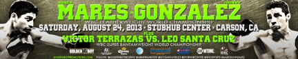 Mares-Gonzalez Live Weigh In Stream Today at 3pm Eastern