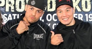 PROVODNIKOV, FREITAS AND DIAZ COME FULL CIRCLE FOR OCT. 19 FIGHT CARD